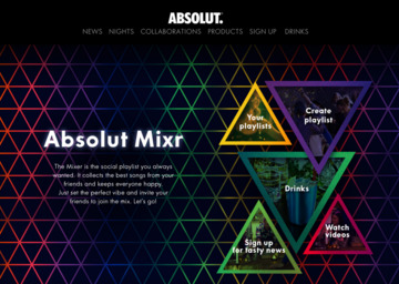 Absolut & Spotify